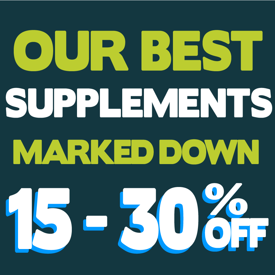 01 supplements - Sales & Specials