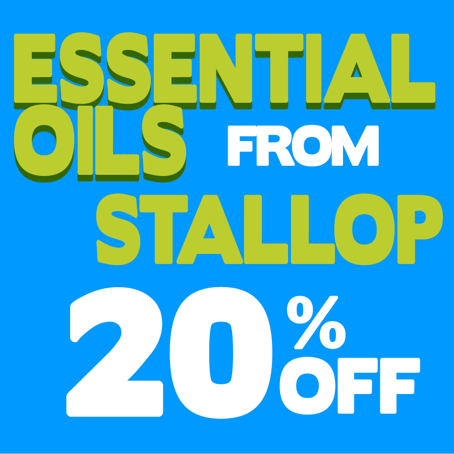 03 essential oils - Sales & Specials