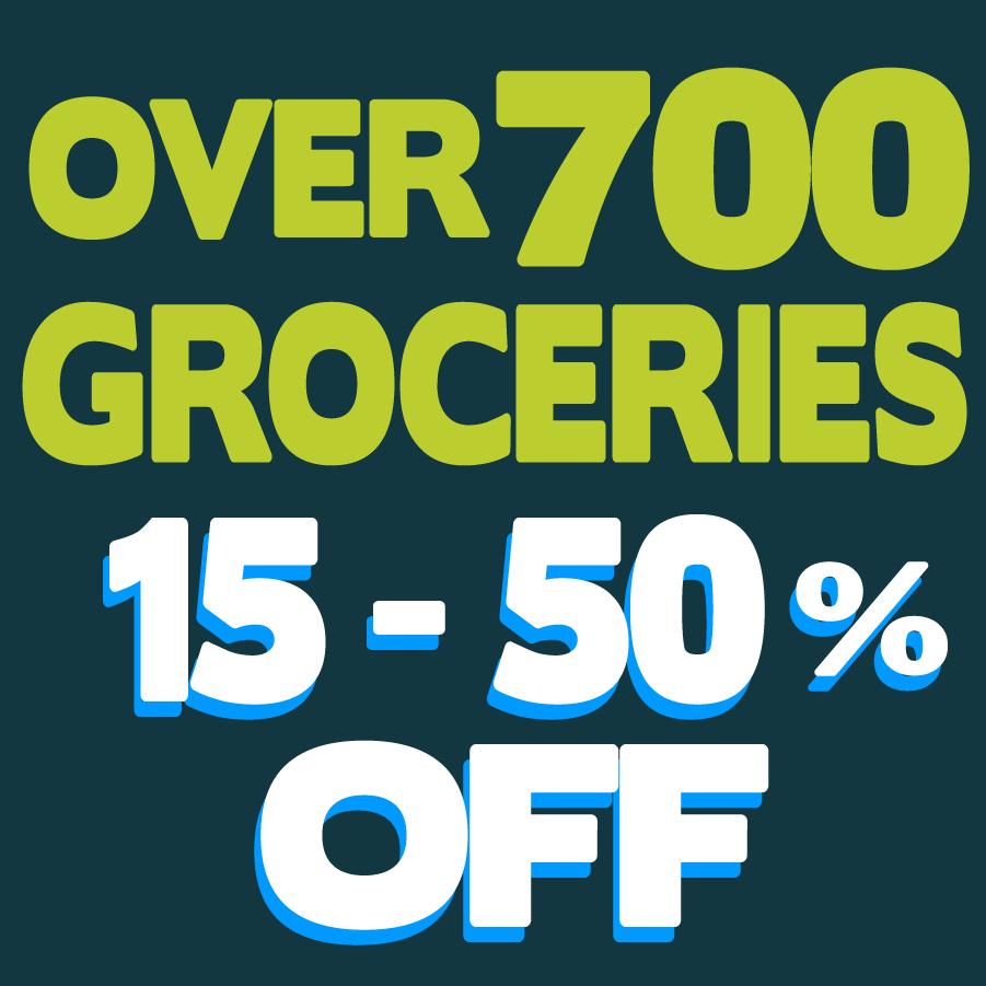 04 groceries - Sales & Specials