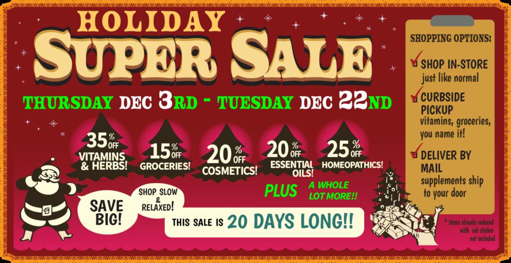 christmas sale web ad 1 1024x527 - Sales & Specials