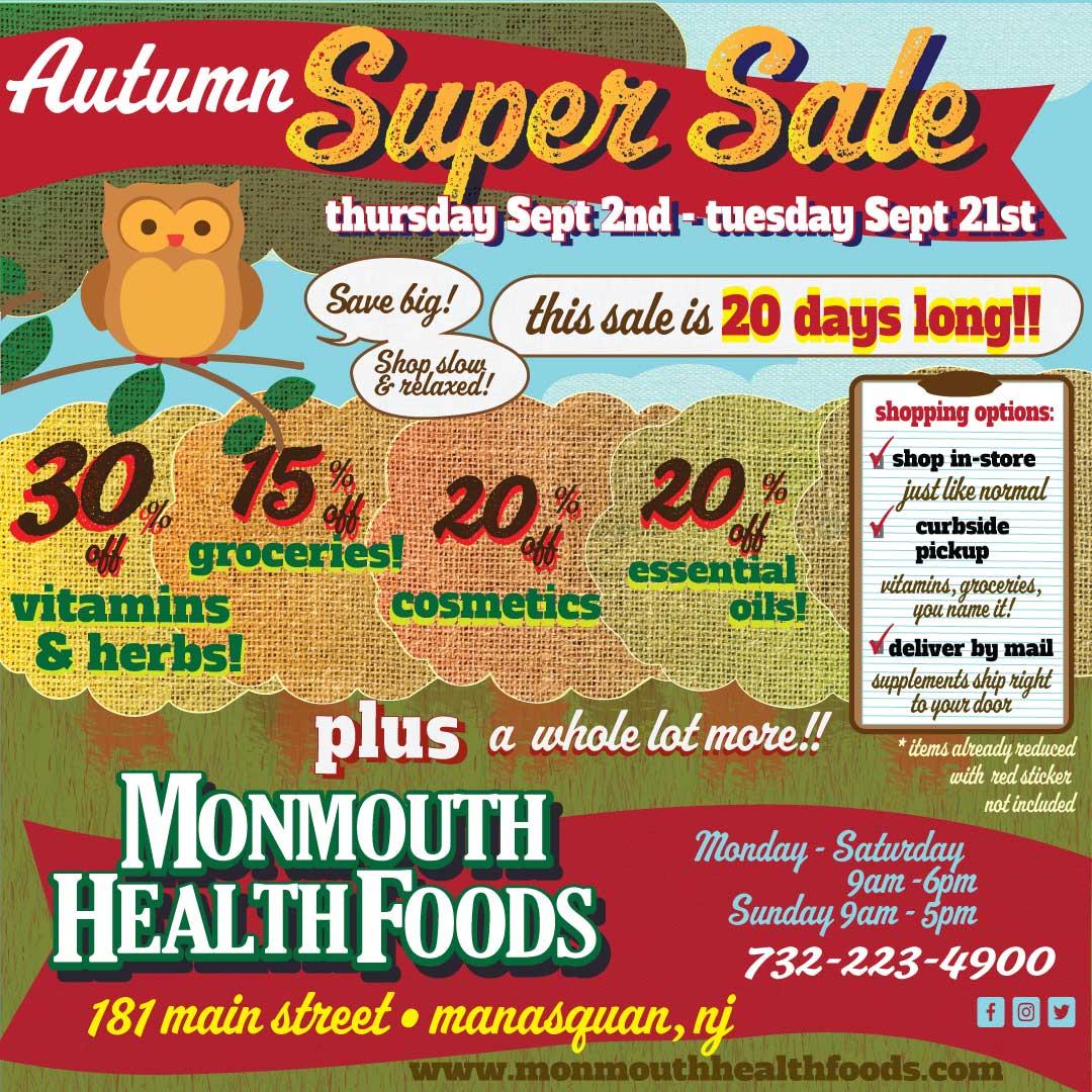 2021 fall sale MHF web opt - Sales & Specials
